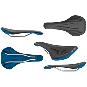 Spank Oozy Saddle black/blue